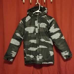Columbia boy's winter jacket